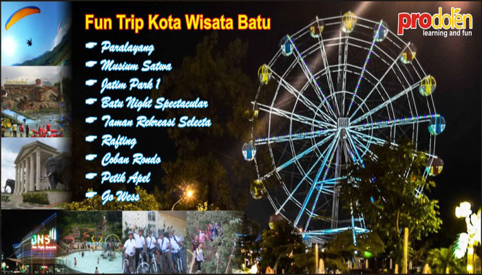 Paket Batu City 2Days 1 Night