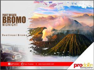 Paket Wisata Bromo Midnight