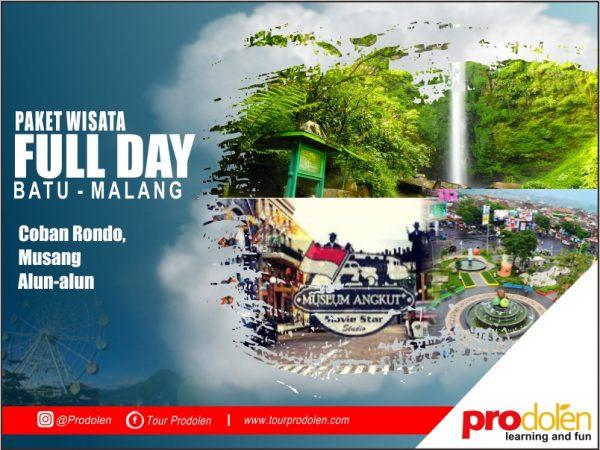 Paket Wisata Batu Malang 1 Hari Full Day